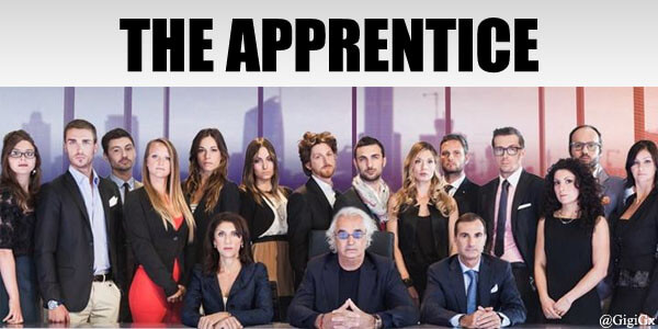 "I love ""The Boss"" i love ""the boss"" I love ""The Boss"" the apprentice italia concorrenti flavio briatore cielo tv schede cast"