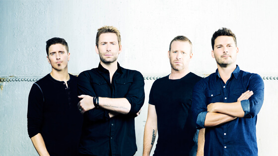 i nickelback cancellano metà tour I Nickelback cancellano metà tour nickelback