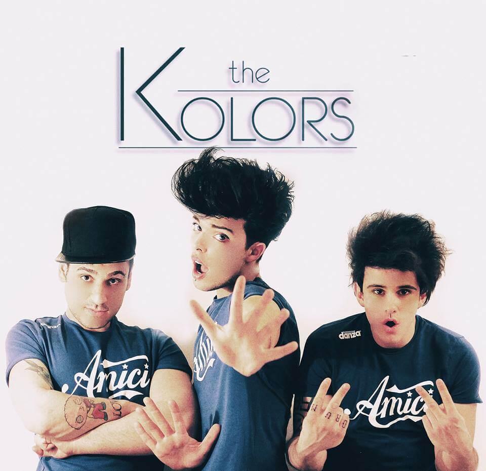 the kolors - il ritorno delle boyband The Kolors – Il ritorno delle BoyBand the kolors