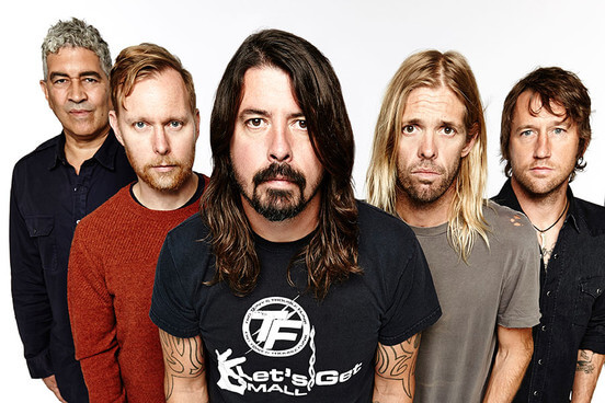 tutto per i foo fighters Tutto per i Foo Fighters FOO FIGHTERS I