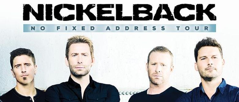 i nickelback cancellano il no fixed address tour I Nickelback cancellano anche la seconda metà del No Fixed Address Tour copertina nickelback