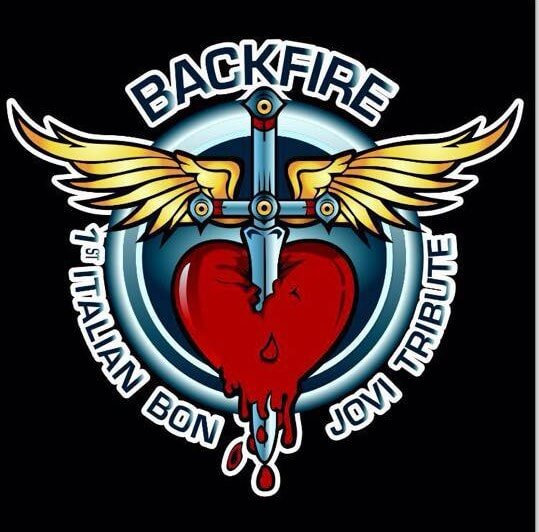 the back...fire are back! The Back…fire are back! logo