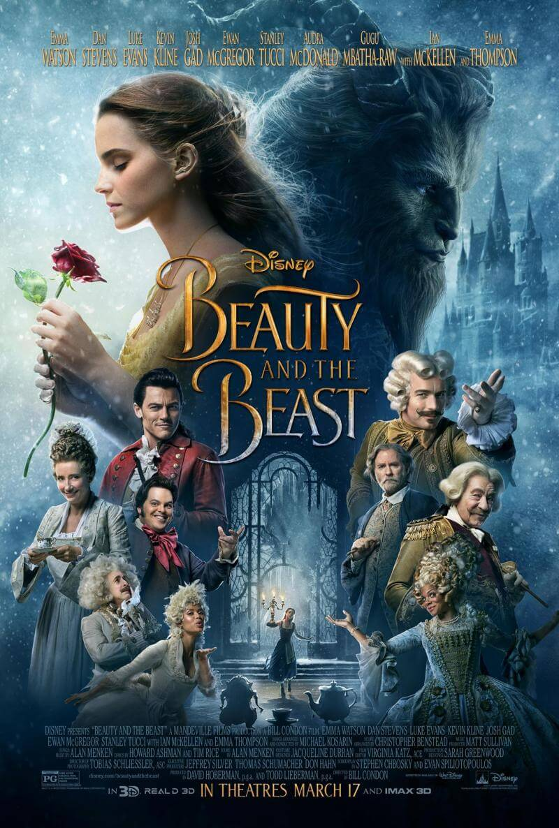 Beauty and The Beast - Voglio Tornà Bambina Beauty and The Beast copertina2