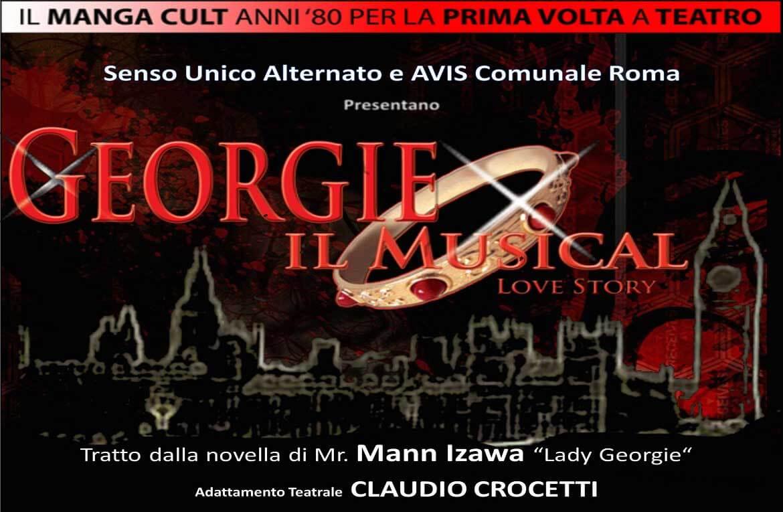 georgie il musical Georgie Il Musical copertina