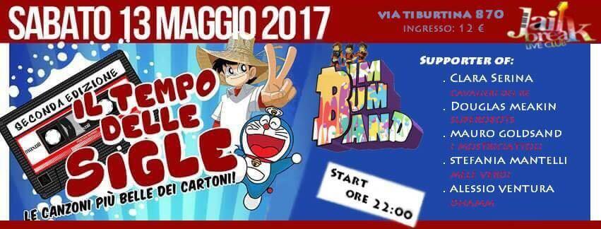 stefania mantelli Stefania Mantelli al Tempo delle Sigle 2! IMG 20170509 WA0062