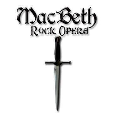 macbeth rock opera Macbeth Rock Opera copertina