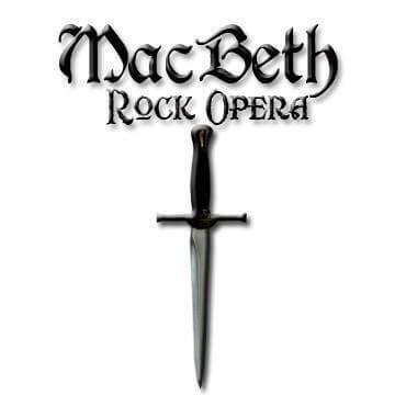 macbeth rock opera Macbeth Rock Opera copertina