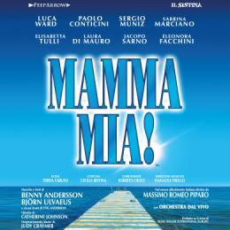 mamma mia! Mamma Mia! copertina