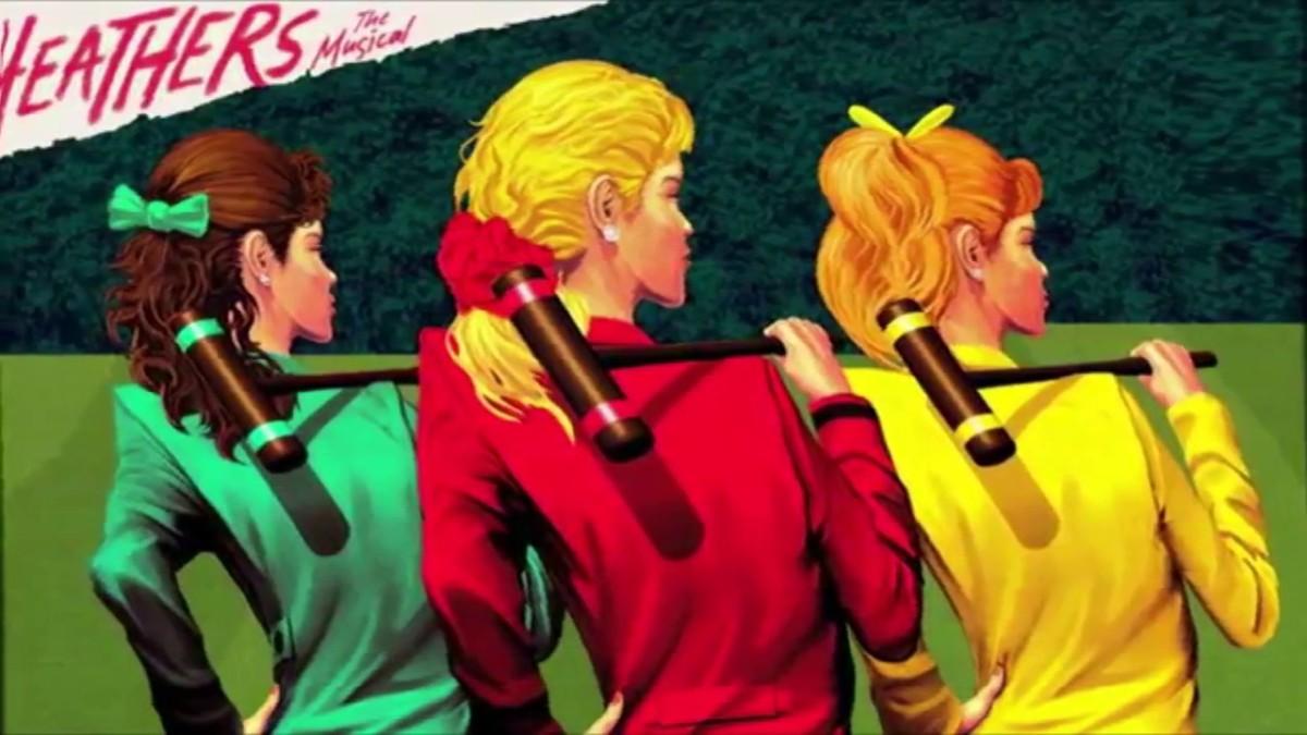 heathers il musical Heathers il Musical! copertina