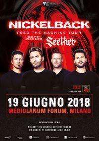 nickelback Nickelback: The Feed Machine Tour nick 200x