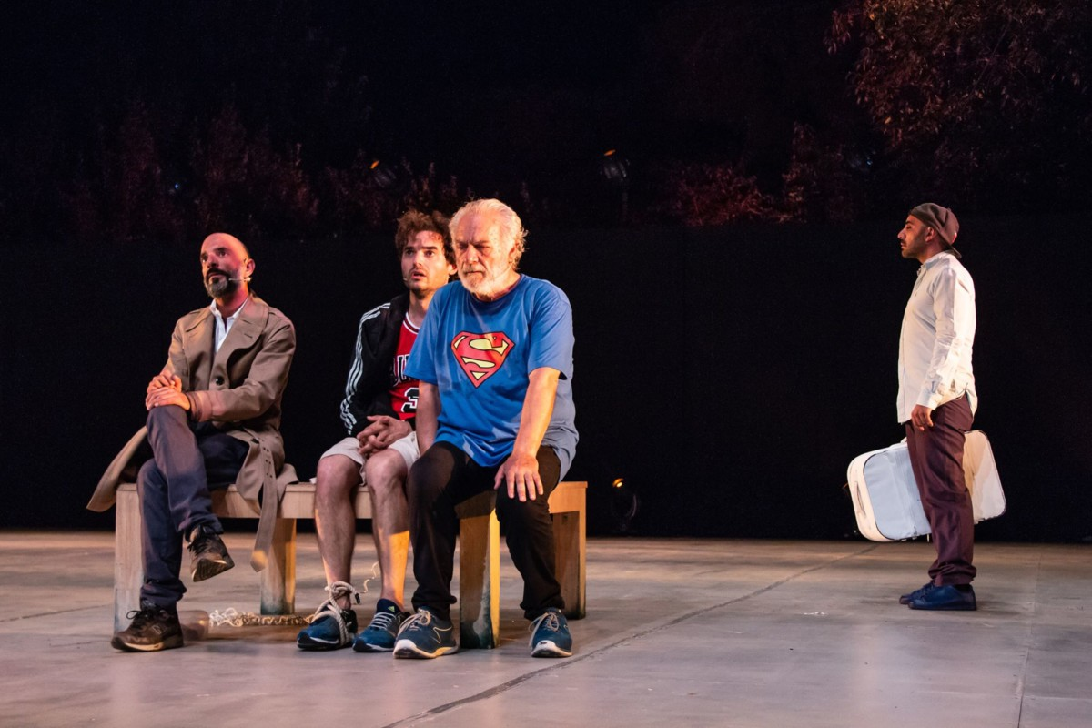 godot Aspettando Godot con Giorgio Colangeli e Paolo Briguglia Aspettando Godot con Giorgio Colangeli e Paolo Briguglia3