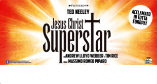 jesus christ superstar JESUS CHRIST SUPERSTAR JCSS18 6x3 tour italiano BASSA 310x165