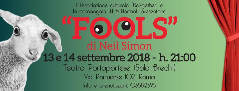 fools Fools Banner FB Fools 2018