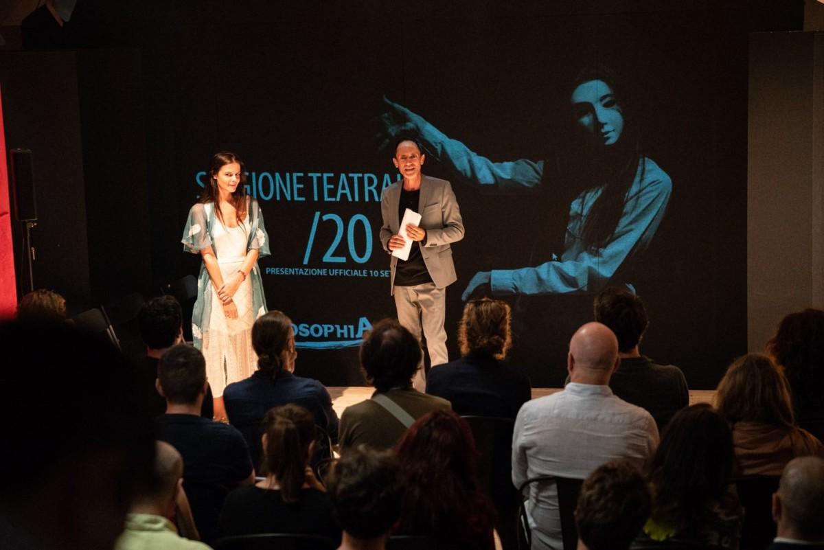 teatrosophia Stagione di debutto per il Teatrosophia Inaugurazione