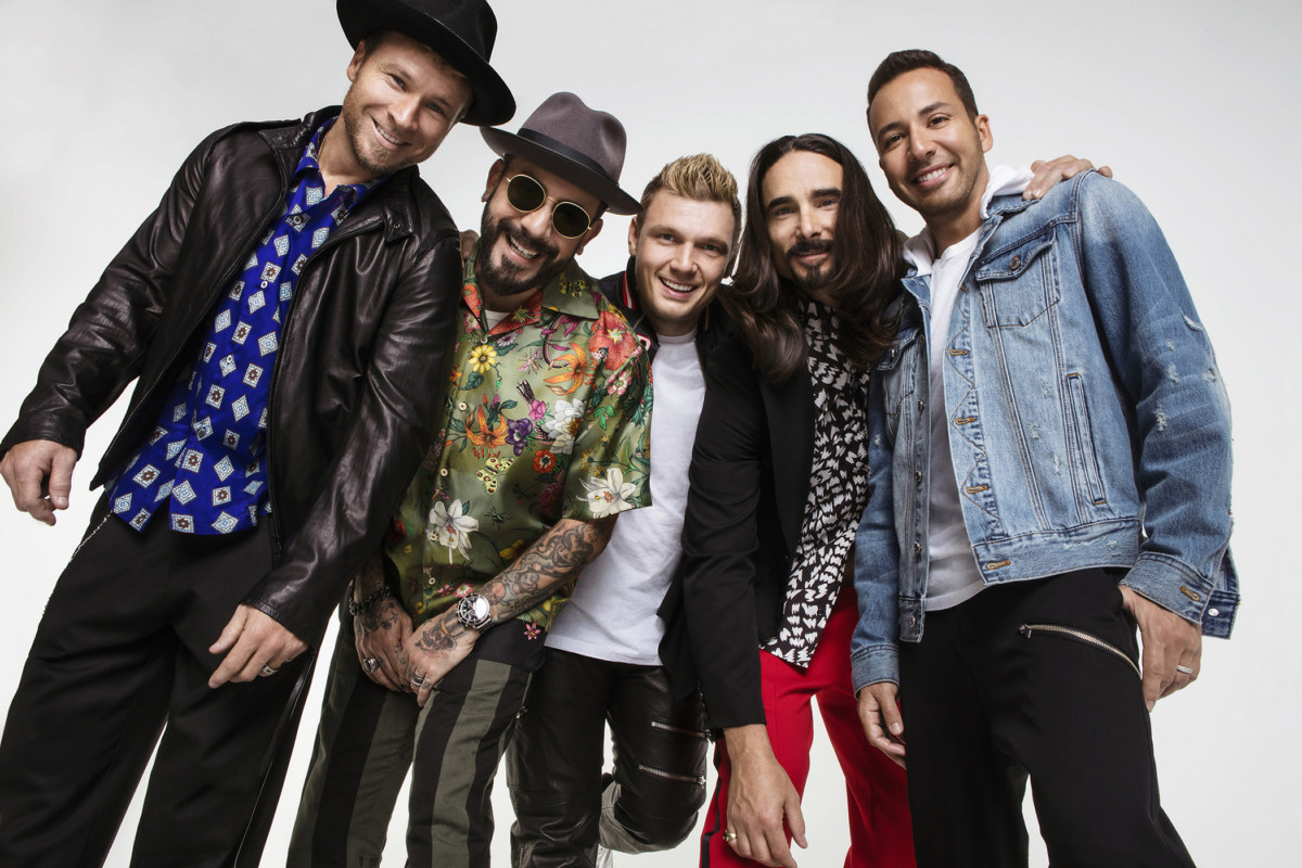 Backstreet Boys backstreet boys Backstreet Boys BSB 2018