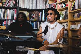 anderson .paak & the free national Anderson .Paak & The Free National download
