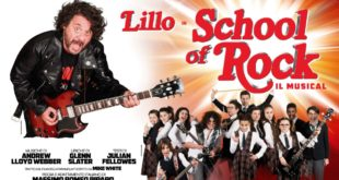School of Rock  School of Rock Locandina SCHOOL OF ROCK 310x165