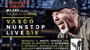 Vasco Non Stop Live 2019 vasco Vasco Non Stop Live 2019 images 299x165