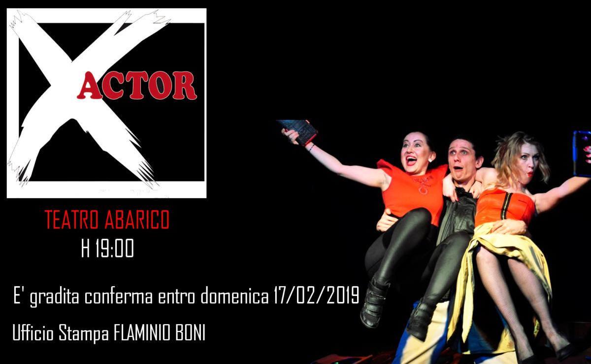 XACTOR - XIV Festival Teatrale Europeo