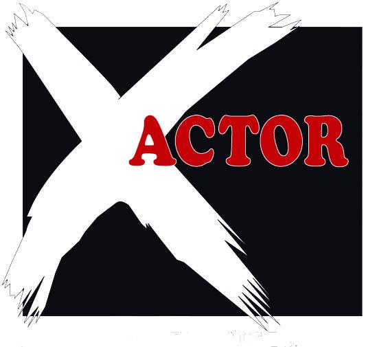 X Actor - XIV edizione x actor - xiv edizione X Actor – XIV edizione xactor nero trasparente