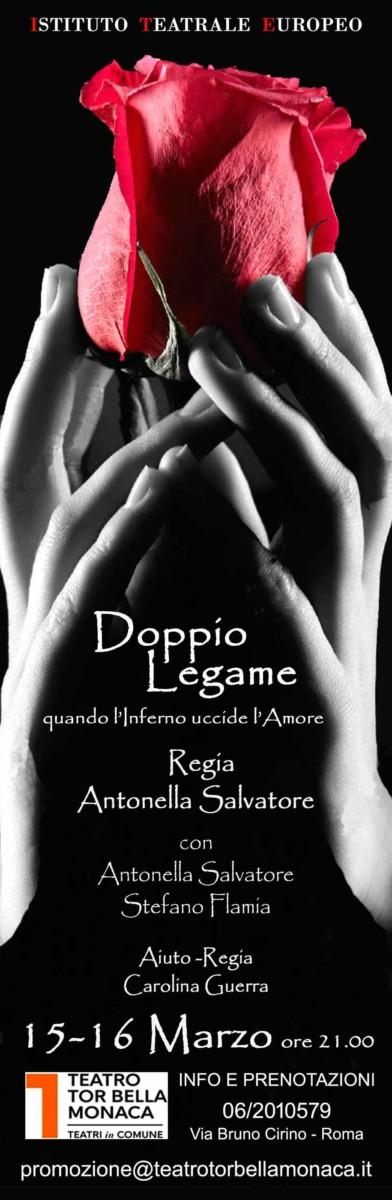 Doppio Legame -Quando l'Inferno uccide l'Amore  Doppio Legame –Quando l'Inferno uccide l'Amore Locandina Doppio Legame x mail