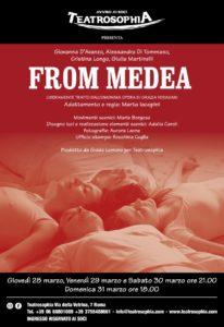 From Medea from medea From Medea Locandina From Medea 206x300