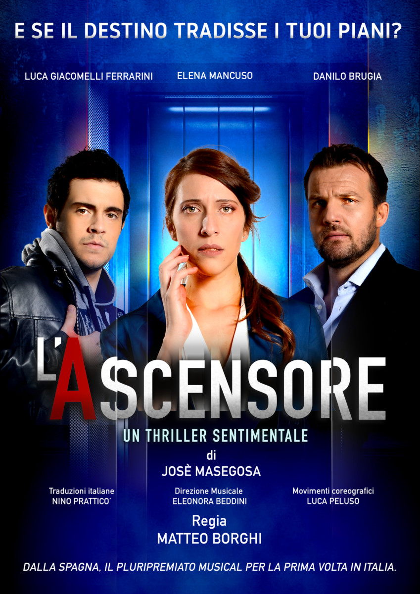 L'Ascensore - un thriller sentimentale