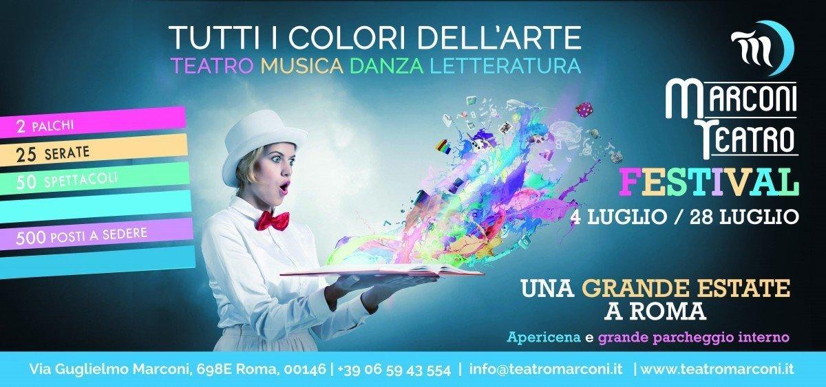 IV Stagione del Marconi Teatro Festival