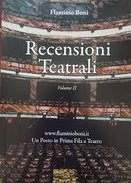 Recensioni Teatrali - Volume III - Sara Colangeli  recensioni teatrali Recensioni Teatrali – Volume III download 1
