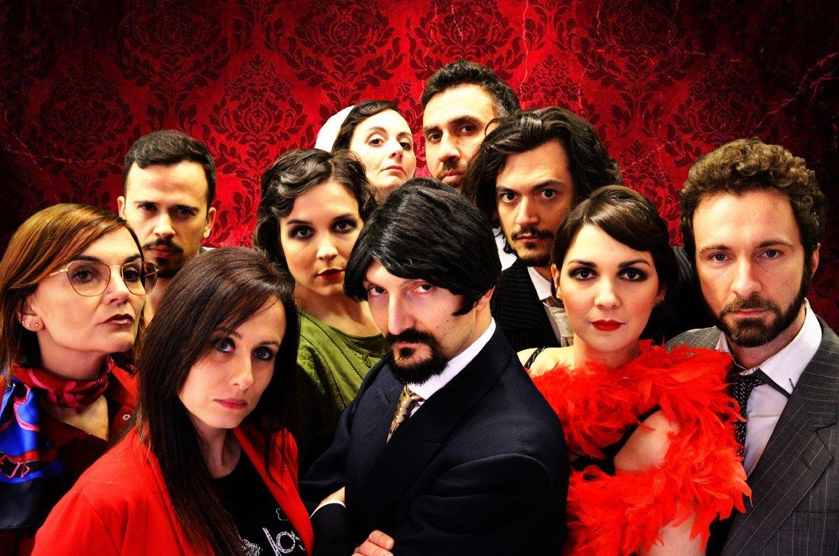 Sei personaggi in cerca d'attore - Sara Colangeli attore Sei personaggi in cerca d'attore foto1
