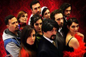 Sei personaggi in cerca d'attore - Sara Colangeli attore Sei personaggi in cerca d'attore foto2 300x199