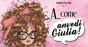 A...come anvedi Giulia! - La recensione - Sara Colangeli giulia A…come anvedi Giulia! – La recensione a
