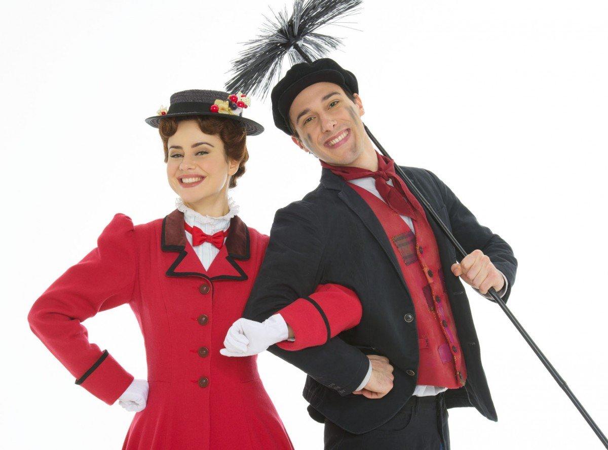 Mary Poppins al teatro Sistina!  Mary Poppins al teatro Sistina! MP2018 day2  73 fotodiAlessandroPinna
