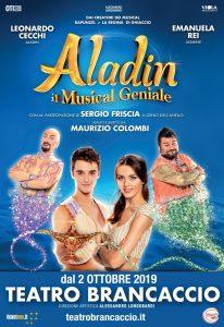 Aladin - Il musical geniale - Sara Colangeli aladin Aladin il musical geniale – la recensione Locandina Aladin copia 206x300