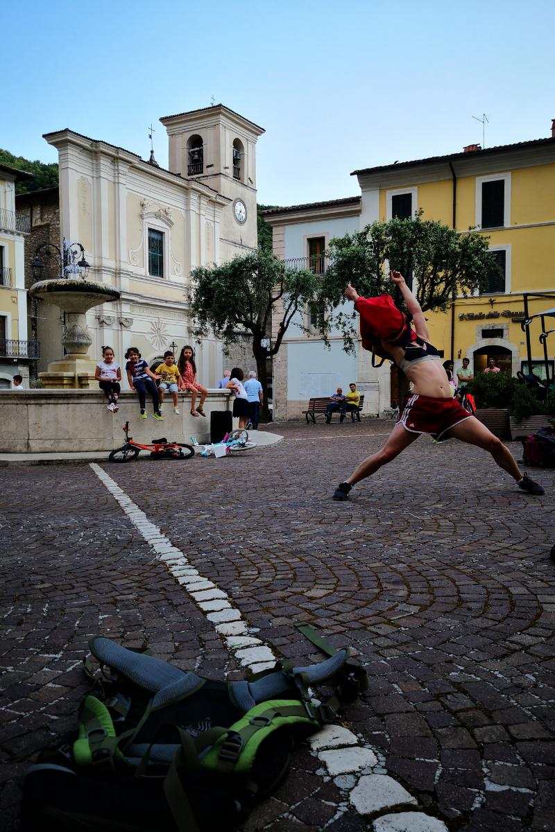 Festival inDivenire – terza edizione - Sara Colangeli festival Festival inDivenire – terza edizione – Il cartellone Nothing to Declare