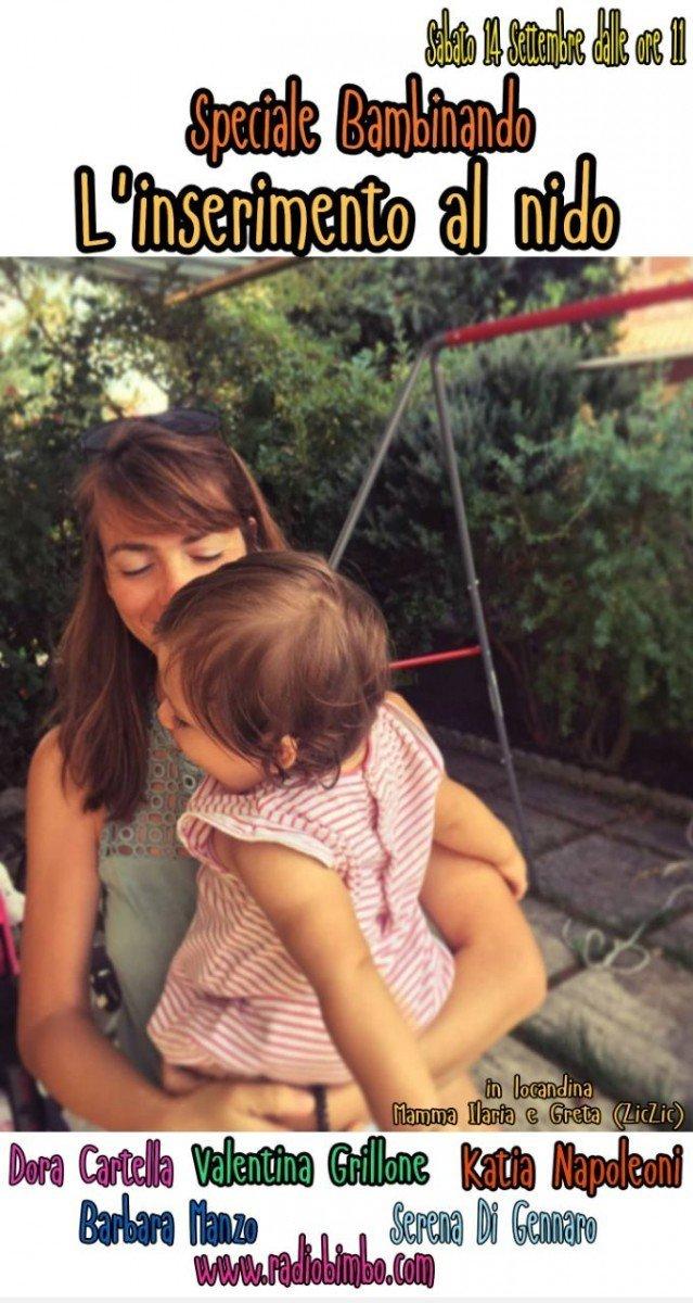 Bambinando: L'inserimento al nido - Sara Colangeli bambinando Bambinando: L'inserimento al nido photo6037443753305813197