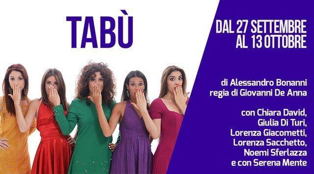 Tabù - Sara Colangeli tabù Tabù tab