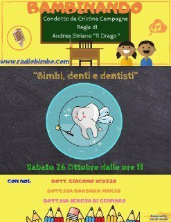 Bimbi, denti e dentisti
