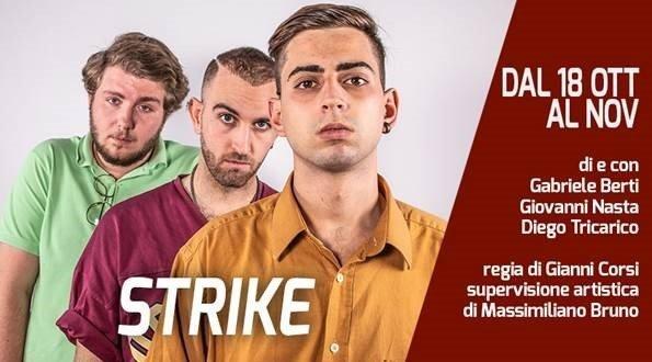 Strike - Sara Colangeli strike Strike Strike