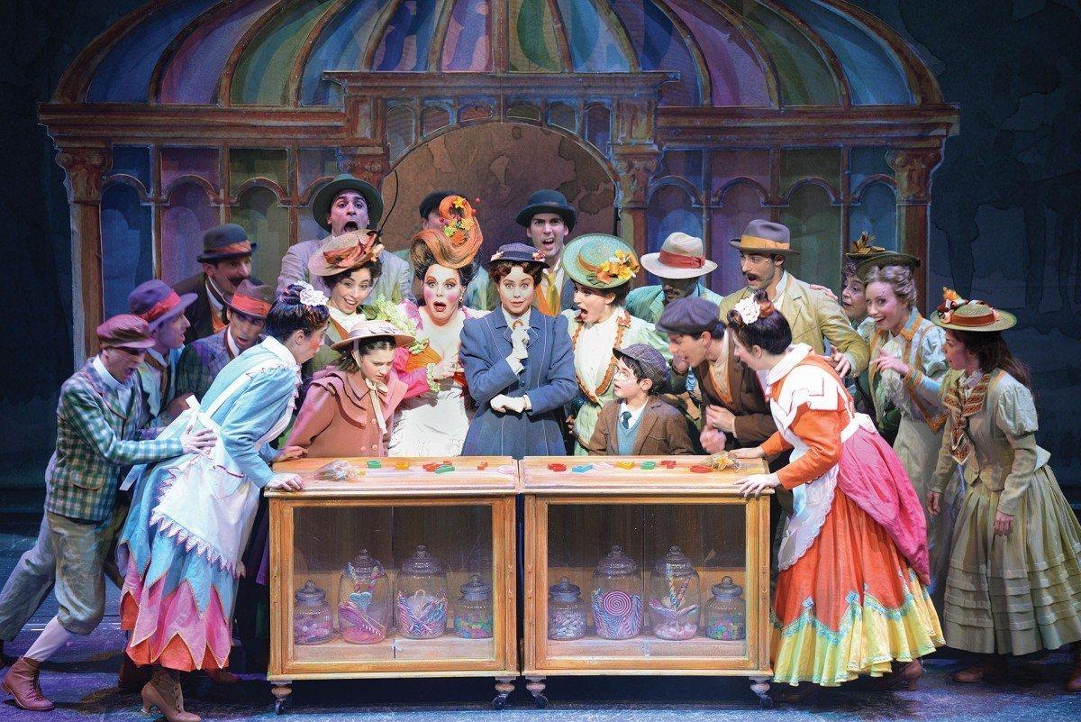 Mary Poppins il musical mary poppins Mary Poppins Il Musical – La Recensione gruppo