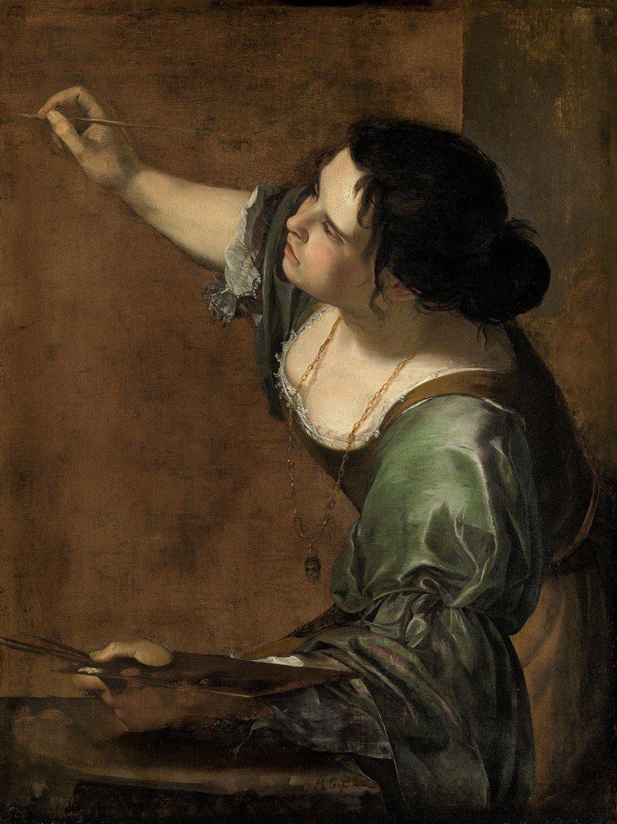 Ho bisogno di sentimenti   Artemisia Gentileschi image