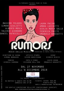 Rumors - Sara Colangeli rumors Rumors locandina 5 212x300