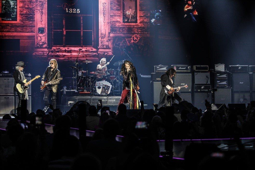 Aerosmith Live - Ph.ZACK WHITFORD aerosmith Aerosmith Live ZACK WHITFORD
