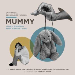 Mummy mummy Mummy locandina MUMMY1 1 300x300