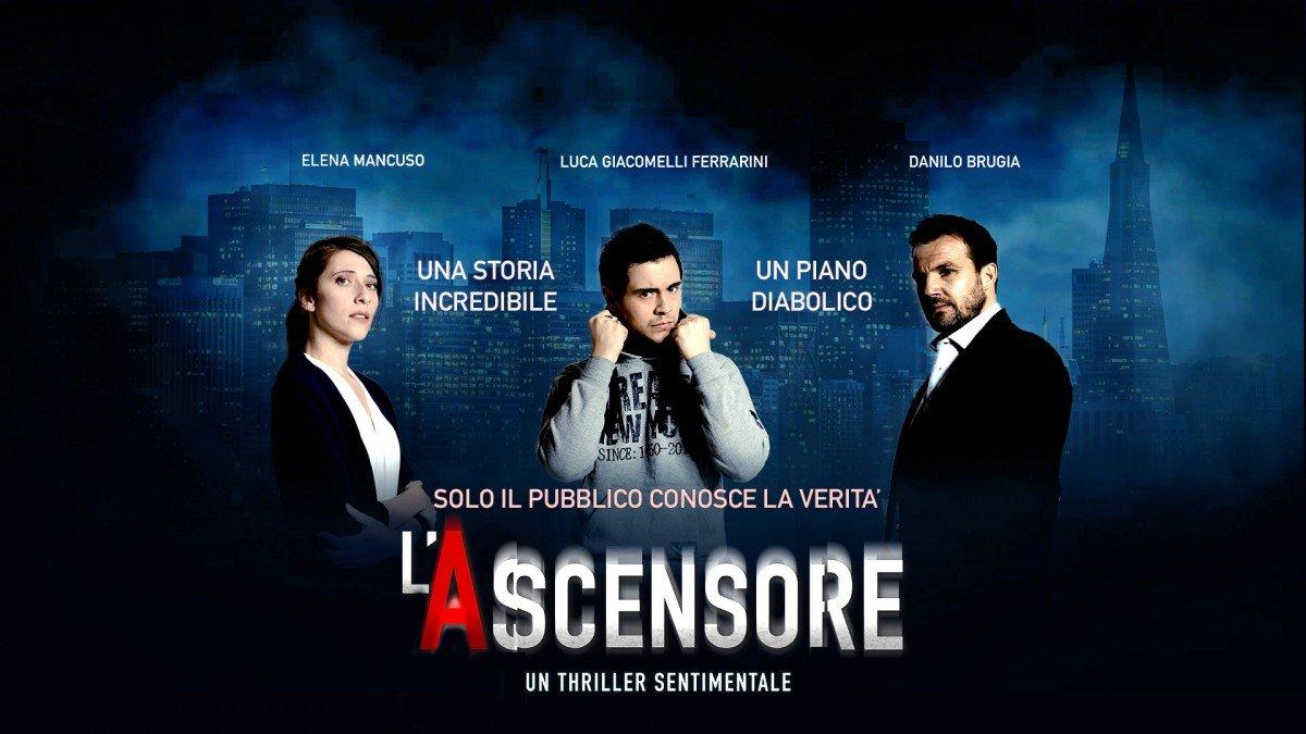 L'Ascensore - un thriller sentimentale ascensore L'Ascensore – un thriller sentimentale Lascensore 2020