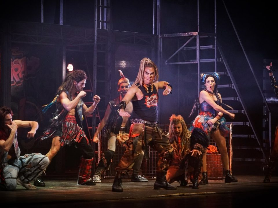 We Will Rock You - la recensione  We Will Rock You – la recensione WWRY Brit e Bohemians 960x720