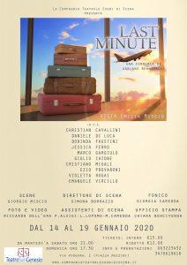 Last Minute - la recensione last minute Last Minute – la recensione locandina LAST MINUTE 212x300
