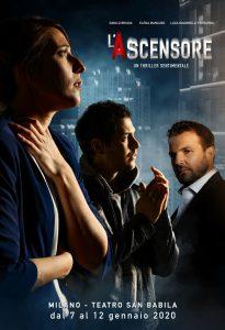 L'Ascensore - un thriller sentimentale ascensore L'Ascensore – un thriller sentimentale poster ascensore2020 205x300