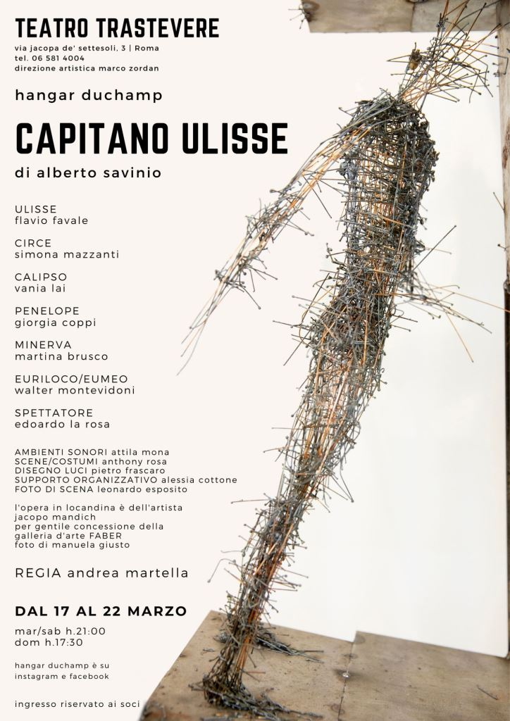 Capitano Ulisse capitano ulisse Capitano Ulisse capitano ulisse locandina