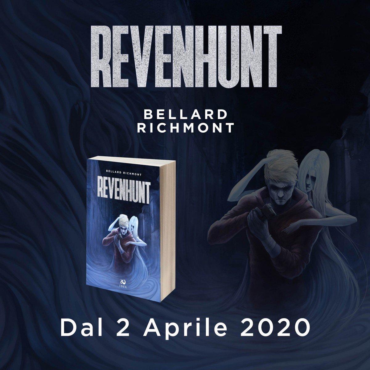RevenHunt di Bellard Richmont revenhunt RevenHunt di Bellard Richmont card Rev Sara